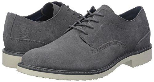 Chaussures Timberland Brook Park Light Richelieus Gris pour Hommes - Taille 44.5