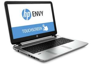 "PC portable tactile 15,6"" HP Envy 15-K204NF"