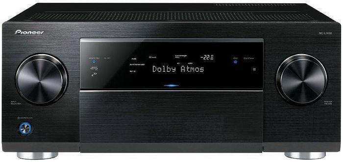 Ampli home-cinéma Pioneer SC-LX58 9*190W