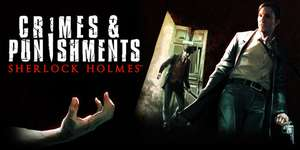Sherlock Holmes: Crimes and Punishments sur PC