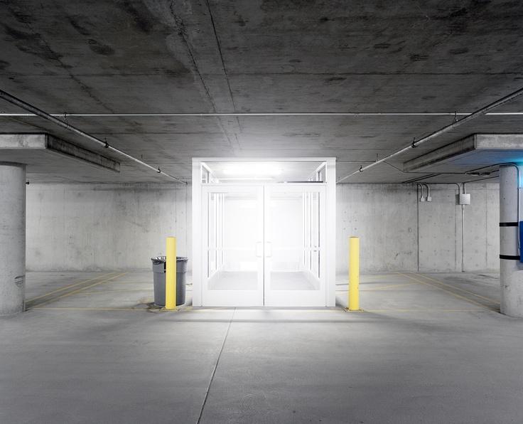 Parking gratuit au Parc Marché Gare de Confluence - Lyon 2ème (69)