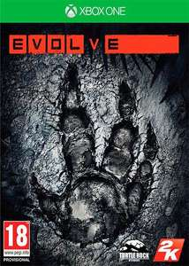Evolve sur Xbox One