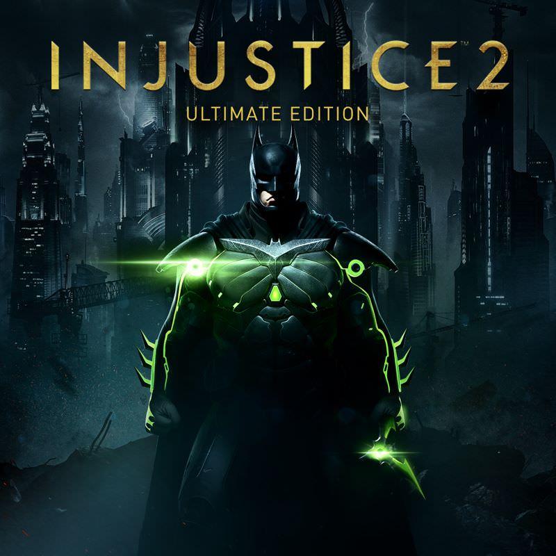 Injustice 2 Ultimate Edition sur PC (Dématérialisé - Steam)