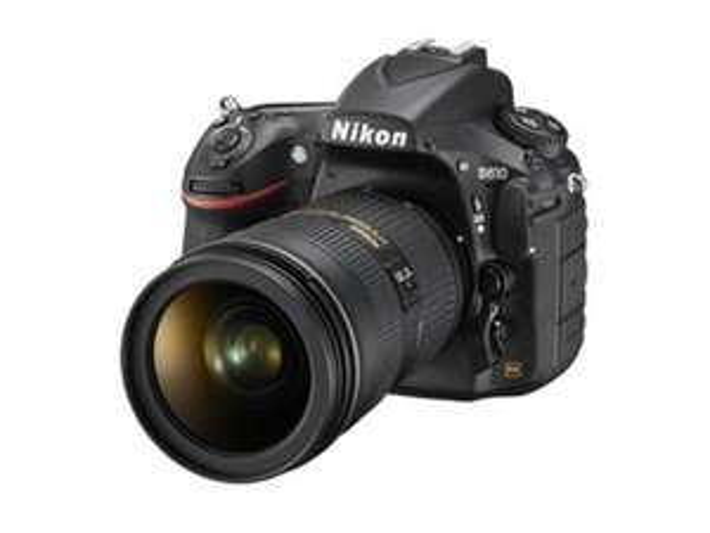 Appareil photo Nikon D810 + Objectif 24-120 mm