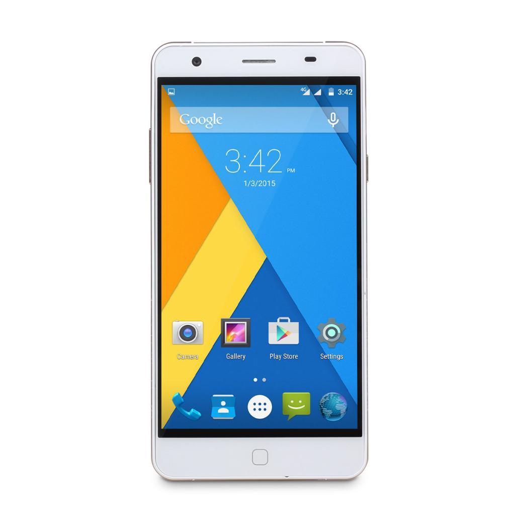 """Smartphone 5.5"""" Elephone P7000 + Housse en cuir + Protège écran en verre trempé + Garantie 2 ans"""
