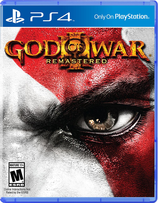 Précommande : God Of War 3 Remastered sur PS4