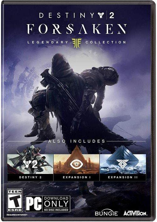 [Précommande] Destiny 2 Renégats - Edition légendaire sur PC (Dématérialisé)