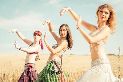 Stage de danse Bollywood gratuit - Paris (75018)