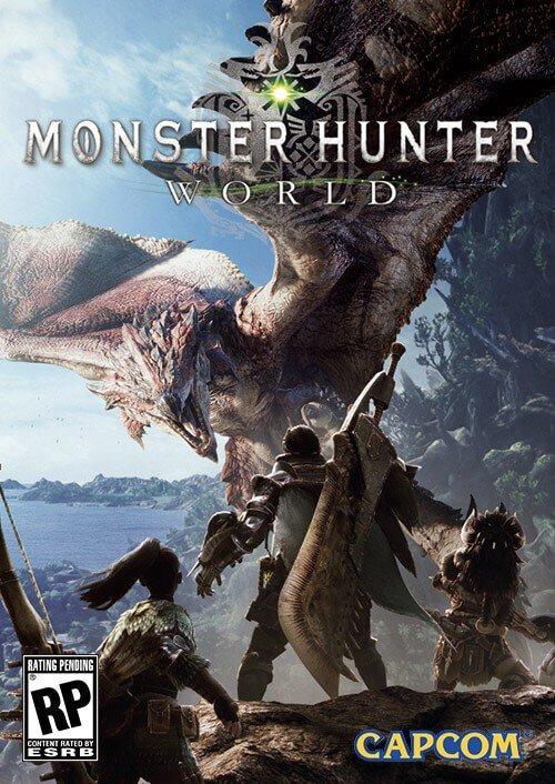 Monster Hunter World sur PC (Dématérialisé - Steam)