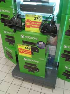 Console Xbox One nue + une mannette offerte + Call of Duty AW