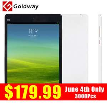 Tablette Xiaomi Mipad Blanc 16Go