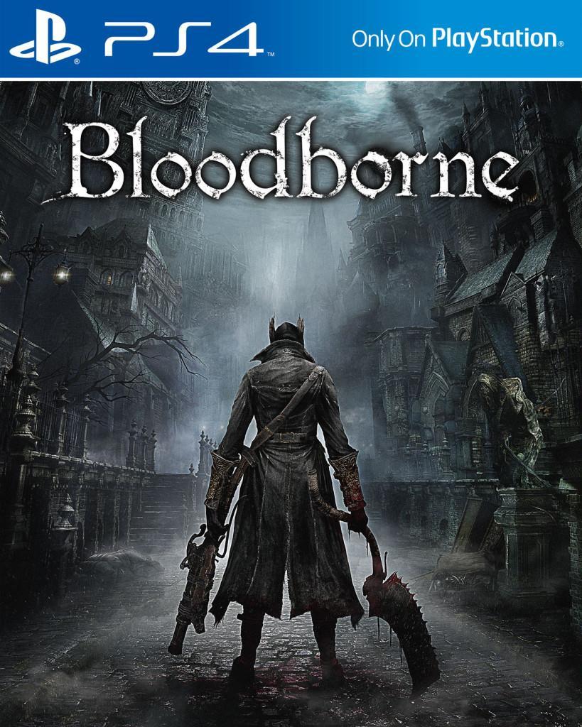 Jeux Bloodborne sur PS4 (dématérialisé)