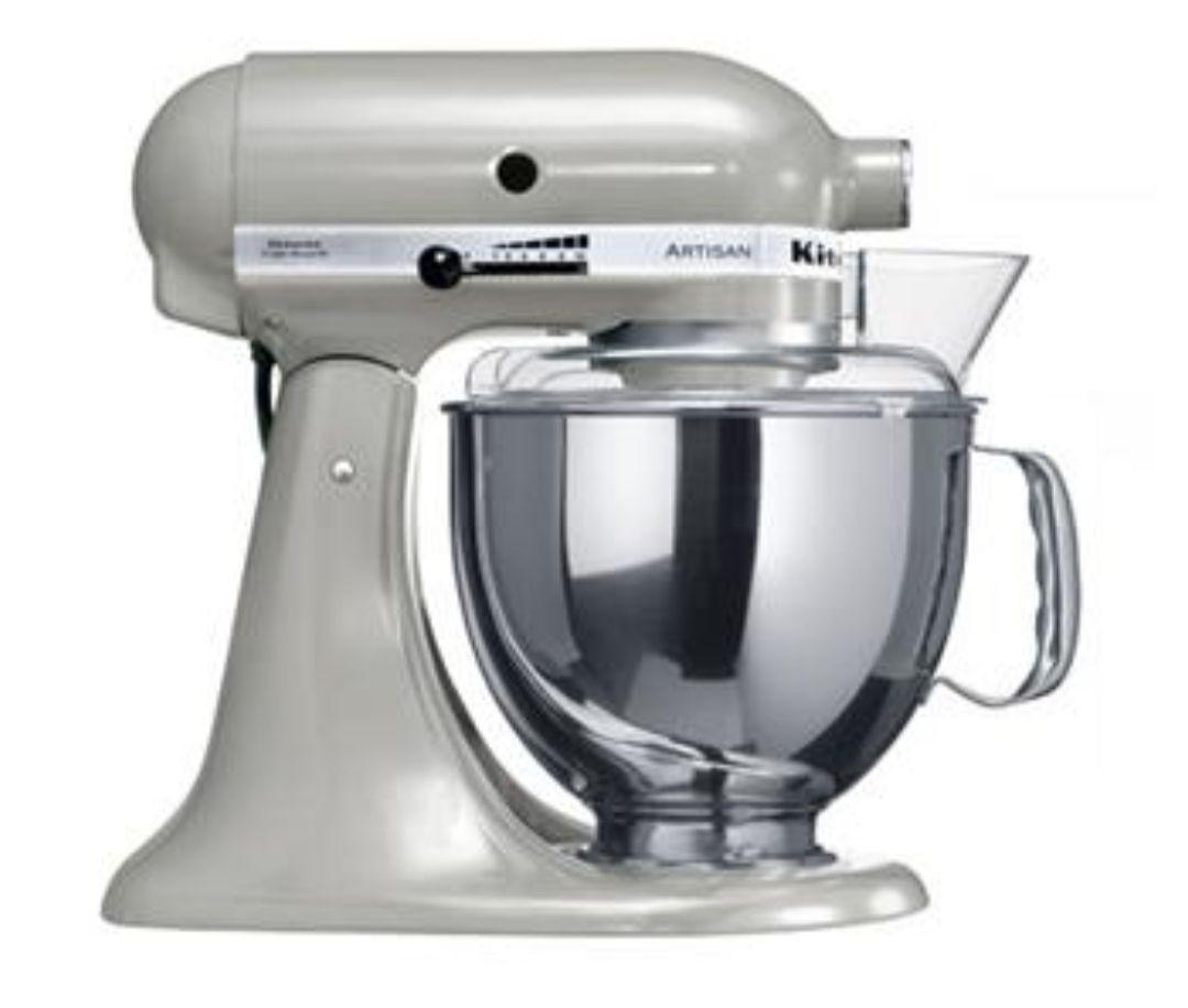 Robot Pâtissier KitchenAid Artisan - Gris