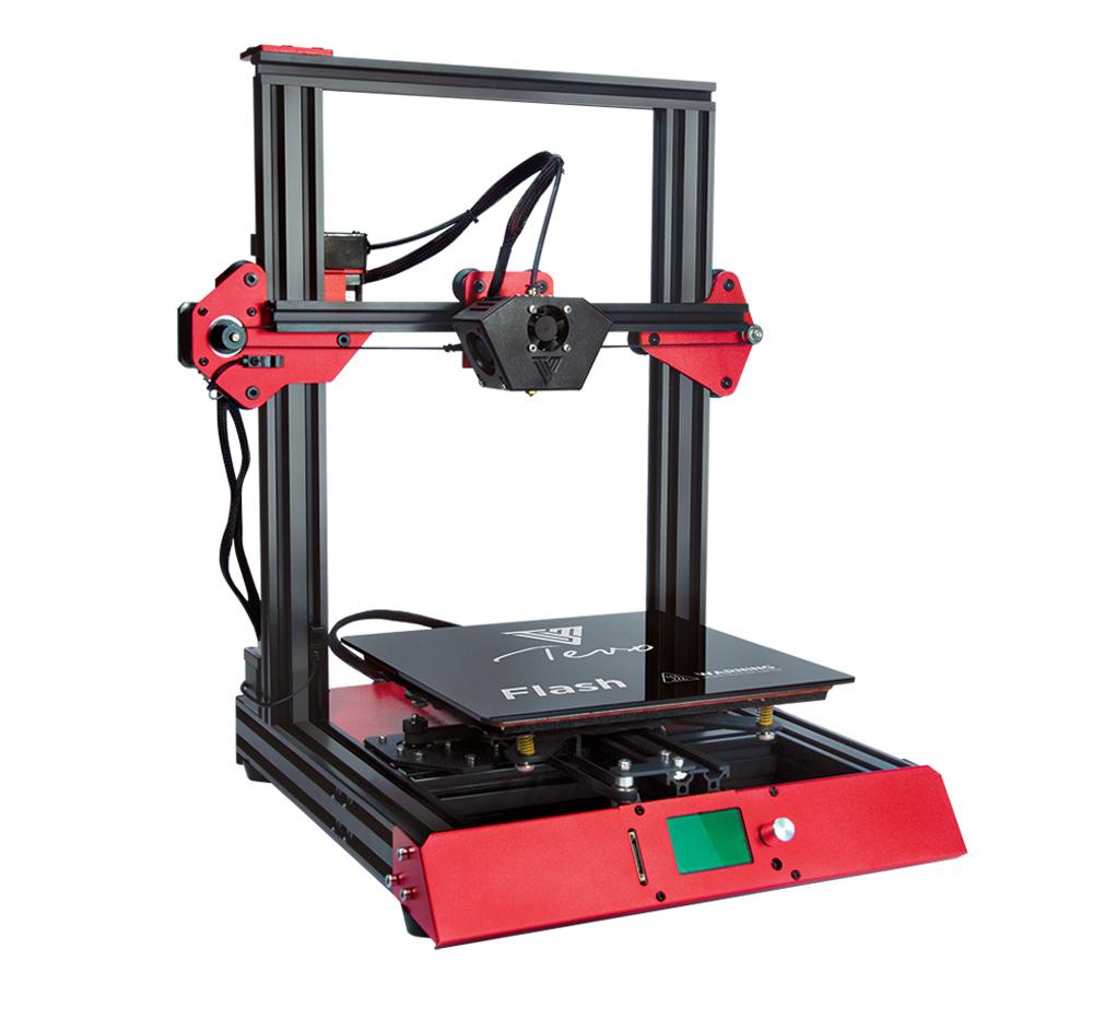 Imprimante 3D TEVO Flash 2018 (Entrepôt Allemagne - via l'Application)