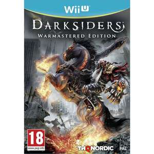 Darksiders - Édition Warmastered sur Wii U