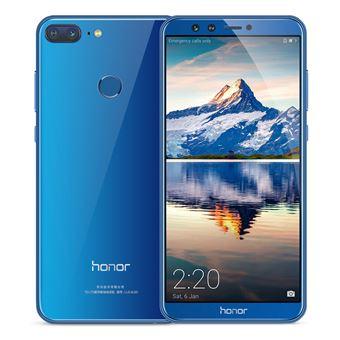 """Smartphone 5.65"""" Honor 9 Lite LLD-AL10 (Sans B20) - Kirin 659, 3 Go de RAM, 32 Go, Bleu (vendeurs tiers)"""