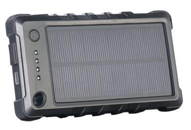 Batterie de secours solaire 8000 mah PB-80.s