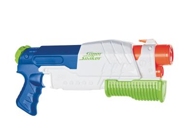 Pistolet à eau Nerf SuperSoaker Scatterblast (5€ ODR)