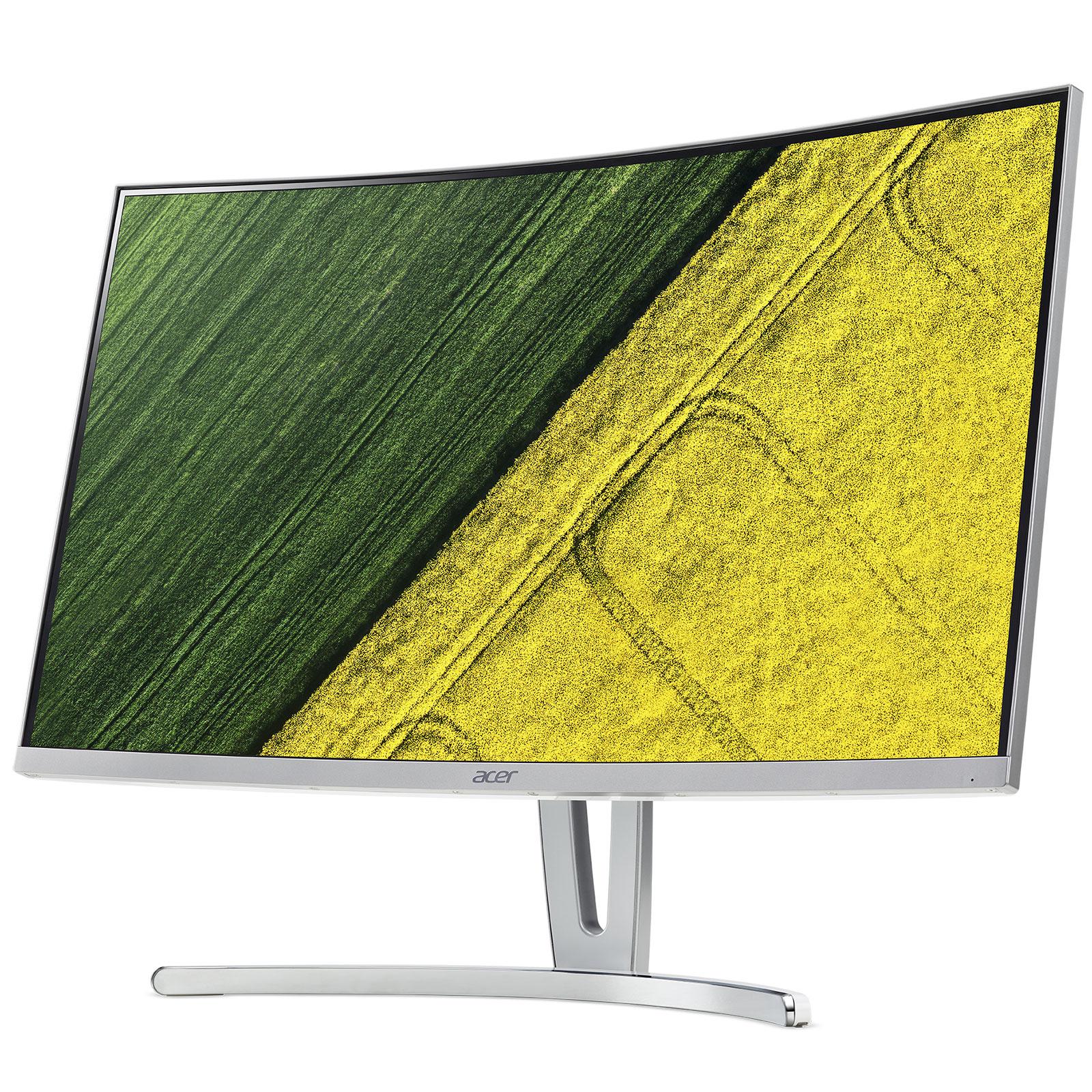 "Ecran PC 27"" Acer ED273widx - Full HD - Dalle VA - Incurvé - 4 ms - FreeSync"