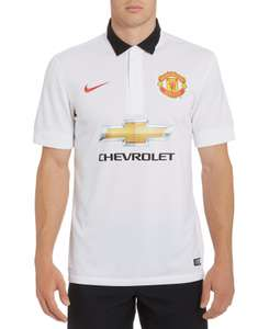 Maillot Manchester United Away 2014