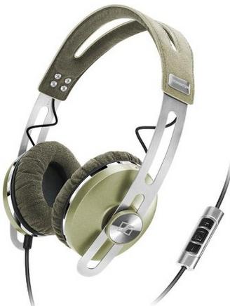 Sélection de produits Sennheiser - Ex : Casque Sennheiser Momentum On-Ear - Vert