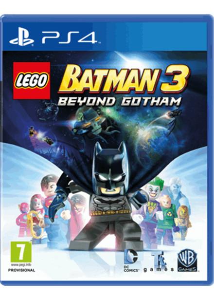 Lego Batman 3 : Au-delà de Gotham sur PS4