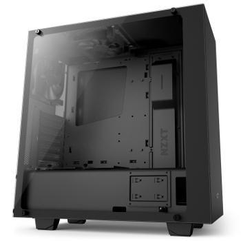 Boitier PC NZXT S340 Elite - Noir mat
