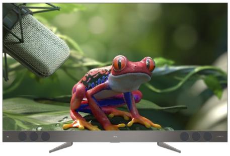 """TV 55"""" TCL U55X9006 - QLED, 4K UHD (via ODR de 150€)"""