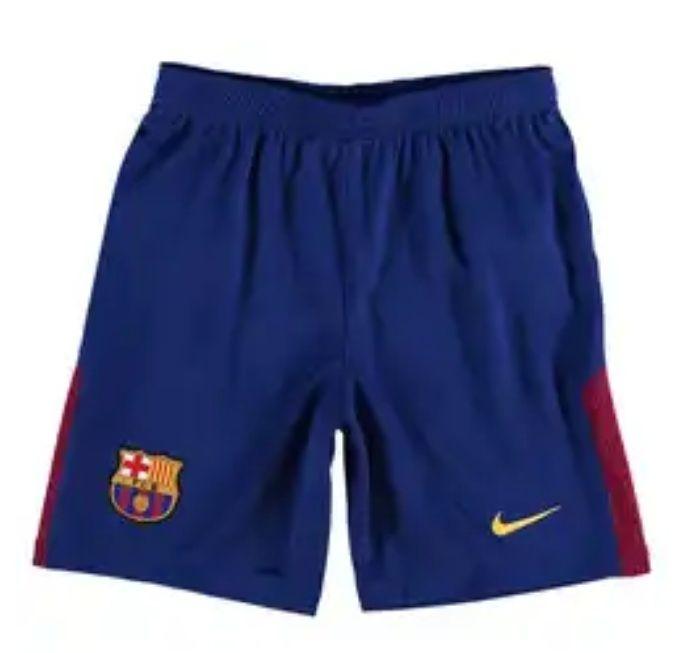 Short de football pour enfant Nike FC Barcelone Stadium - du XS au XL