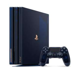 Console Sony PS4 Pro 500 Million Limited Edition - 2To (Frontaliers Suisse)