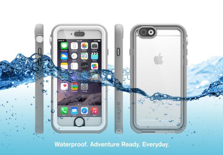 Sélection de coques Lifeproof en promo - Ex: Coque anti-choc et étanche compatible iPhone 6, série Fré - Lifeproof