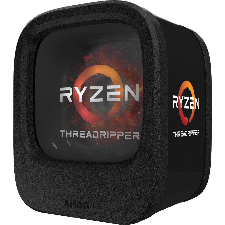 Processeur AMD Ryzen Threadripper 1900X - 3.8 Ghz (sans ventirad)