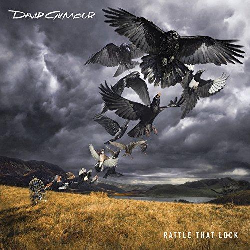 Coffret Blu-ray David Gilmour Rattle That Lock (+ CD + DVD)