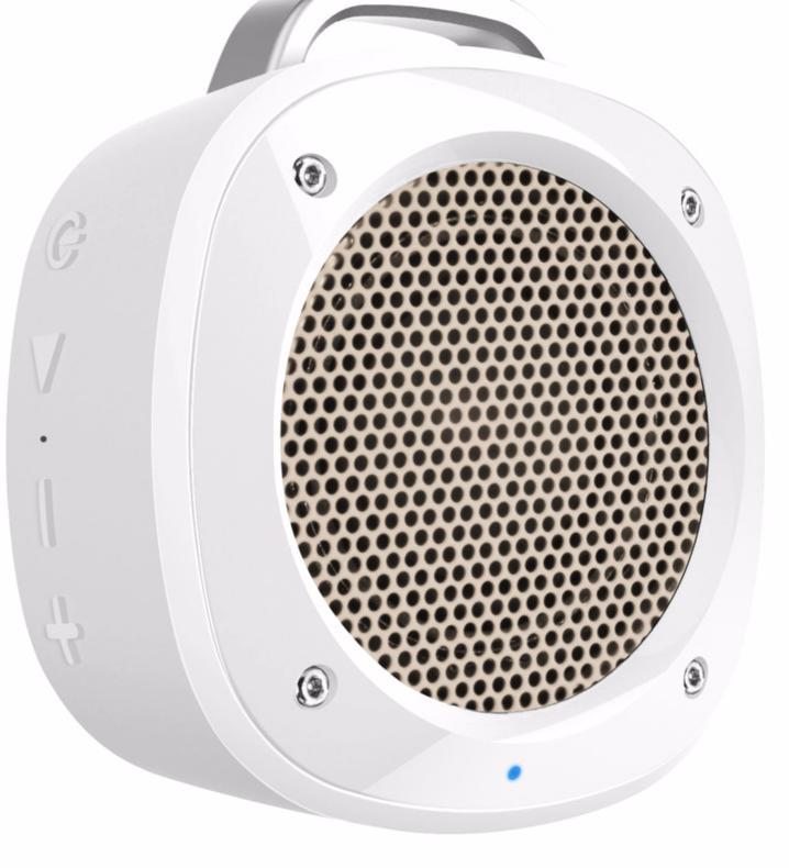 Sélection d'enceintes bluetooth étanches - Ex : Enceinte Bluetooth Divoom - 3W