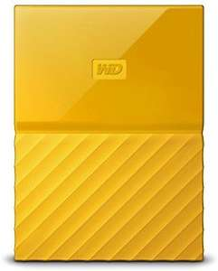"Disque dur externe 2.5"" WD Western Digital My Passport -  2 To"