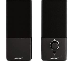 Paires d'enceintes multimédias Bose Companion 2 série III