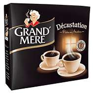 Café Grand Mère Dégustation 2x250G