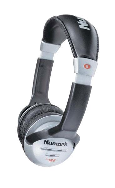 Casque DJ Numark HF 125 (garantie 3 ans)
