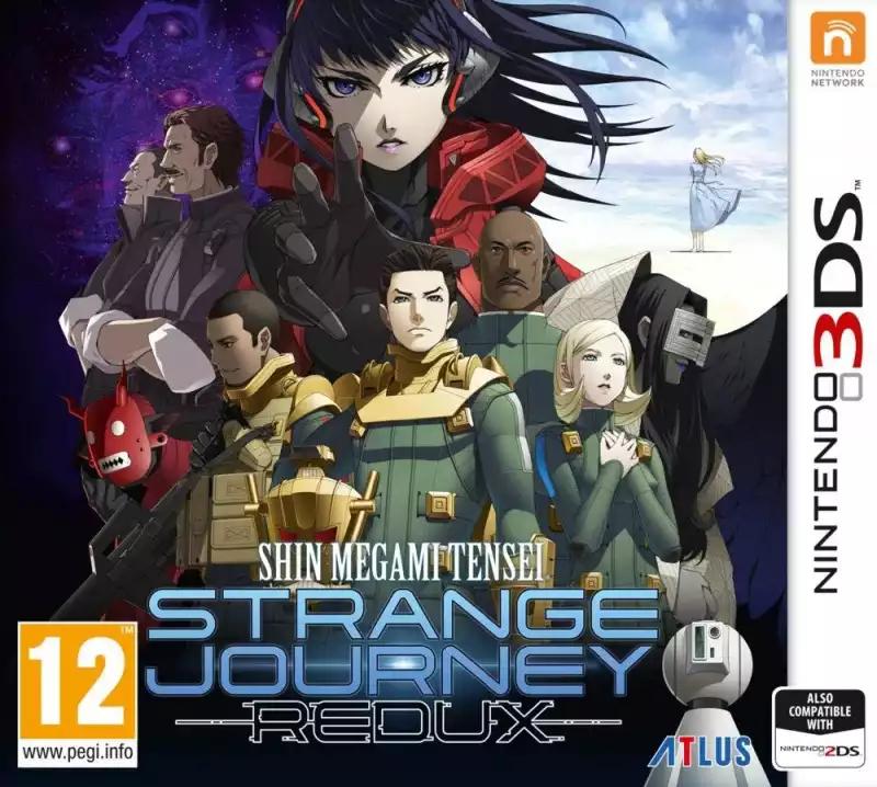 Shin Megami Tensei: Strange Journey Redux sur 3DS
