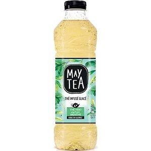 2 bouteilles de thé glacé infusé May Tea (2x1l)