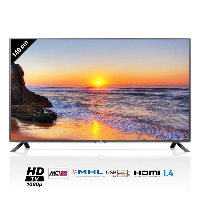 "TV 55""  LG 55LB5610 LED Full HD 140 cm"