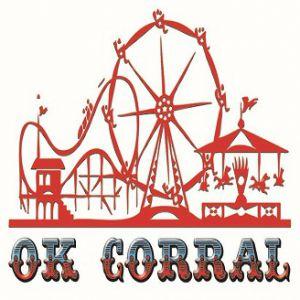 Entrée parc d'attraction OK Corral - Cuges les Pins (13)