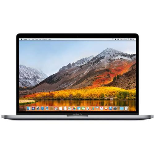 "Ordinateur Portable 15"" Apple Macbook Pro Retina 15 (2018) - Intel Core i7 Hexa Core 2.2 GHz,16 Go DDR4 , SSD 256 Go,  AMD Radeon Pro 555X, Touch Bar"