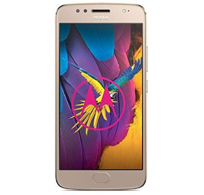 "Smartphone 5.2"" Motorola Moto G5S - Or, 32 Go, 3Go de RAM, Full HD, Snapdragon 430"
