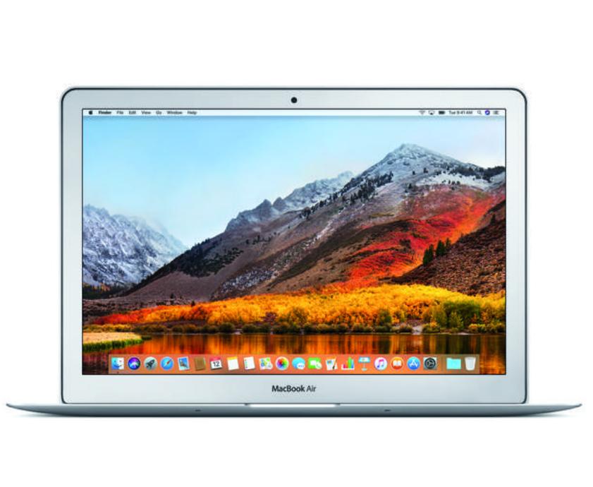 """Ordinateur Portable 13.3"""" Apple MacBook Air 13 (2017) - i5, RAM 8Go, SSD 128Go, Qwertz (Frontaliers Suisse)"""