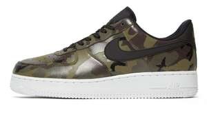 Baskets Nike Air Force 1 LV8 Homme Camouflage (Taille 45 ...