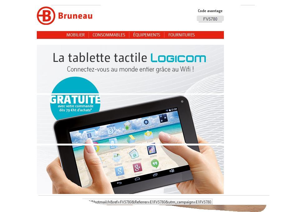"""Smartphone 3.5"""" Archos 35b titanium offert dès 29€ d'achat et Tablette tactile 7"""" offerte dès 79€ d'achat"""