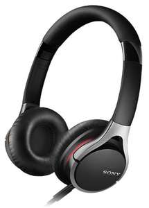 Casque audio Sony MDR-10RC - Noir
