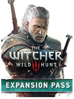 The Witcher 3 Pass Extension sur PC (DLC) : avec les jeux The Witcher 1 & 2 offerts