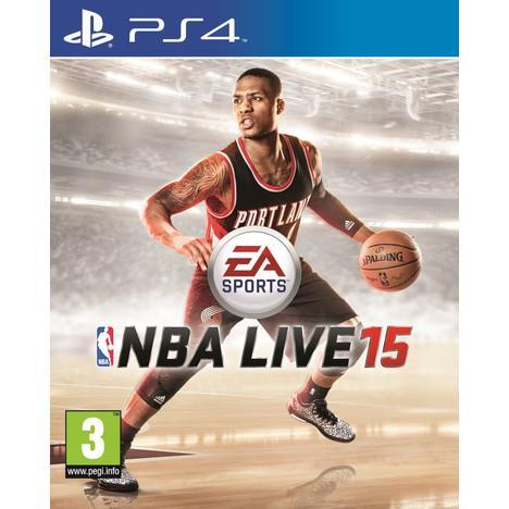 Jeu PS4 NBA Live 15